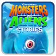 Dreamworks Monsters VS Aliens Stories