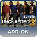 UNCHARTED 3: Donut Skin Pack