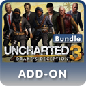 UNCHARTED 3: Rogues Skin Pack #1