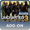 UNCHARTED 3: Rogues Skin Pack #2