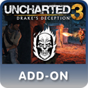 Uncharted 3: Co-op Shade Survival