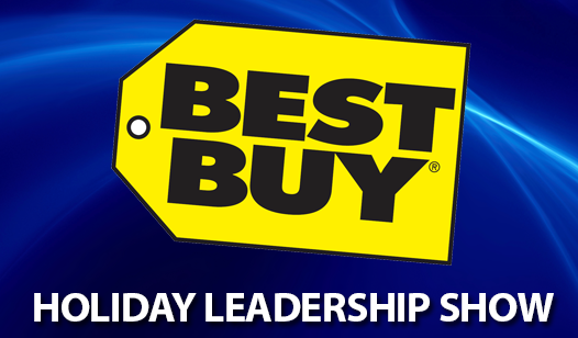 Best Buy Holiday Leadership Show