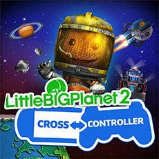 Little Big Planet 2 Cross Controller Pack
