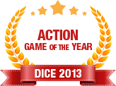 Dice 2013 - Action Game of the  Year