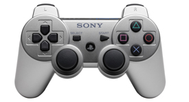 DUALSHOCK3 - Satin Silver