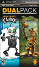 PSP Dual Pack featuring Daxter and Secret Agent Clank