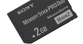 Memory Stick PRO Duo (2GB)