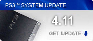 PlayStation®3 System Software Update
