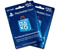 PlayStation&reg; Card