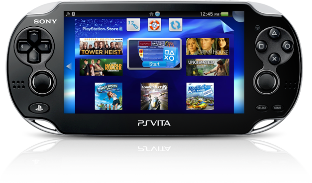 PS Vita System App Store