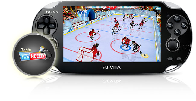 PS Vita Table Ice Hockey