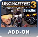 UNCHARTED 3: Drake's Deception™ – Multiplayer Accessory Pack 1